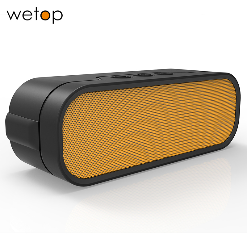 Wetop Portable Stereo Bluetooth Speaker with Breakthrough 15-Hour Battery, 10W Portable Wireless Speaker withDedicated Bass Port<br><br>Aliexpress