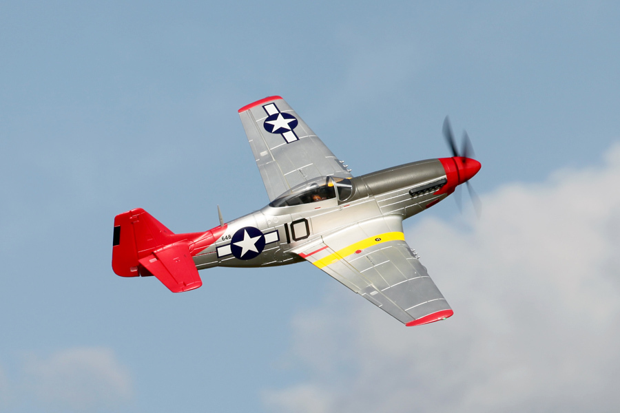 FMS Gaint Warbird 1400MM 1.4M P51 P-51D Mustang Red Tail RT Newest V8 PNP Durable EPO Big Scale RC Model Plane Aircraft(China (Mainland))