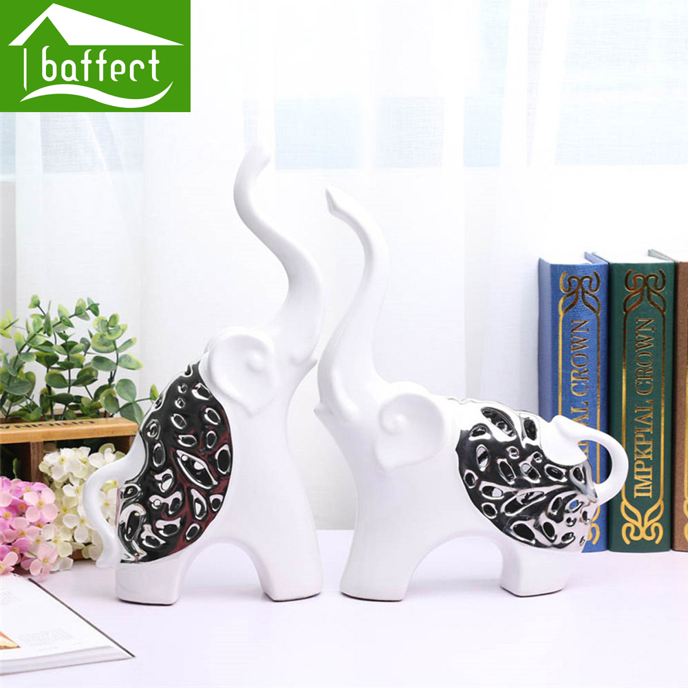 Compra elefante de porcelana online al por mayor de china for Decoracion hogar aliexpress