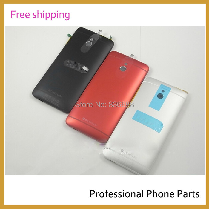 Original Back Battery Housing Cover HTC One Mini M4 / 601e 601s 601n Parts Replacement , - Professional Phone Store store