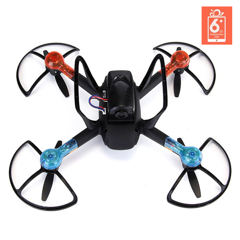Global Drone GW007-1 4Channel Radio Remote Control RC drones Gyro 3D rc dron professional drones with camera quadcopter