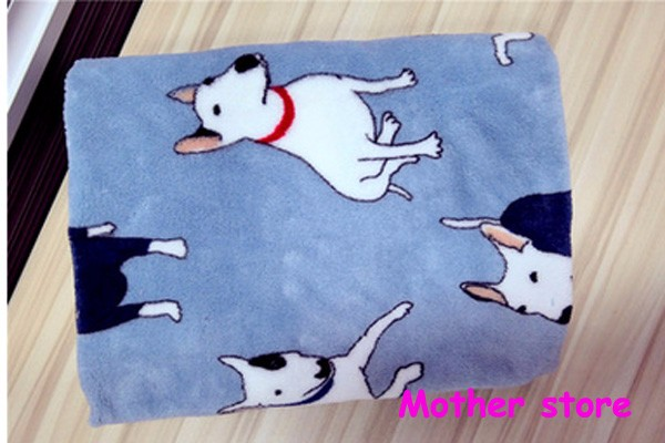 10pcs/lot+2016 style 0-6Y baby kids coral fleece cat and dog  blanket 100cm*75cm newborn girl &amp;boy soft material outfit blanket<br><br>Aliexpress