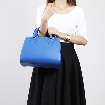 Anny 2013 women's cowhide handbag work bag single shoulder small bag Small handbag messenger bag