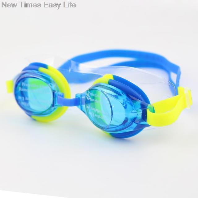 Colorful Children Swimming Goggles