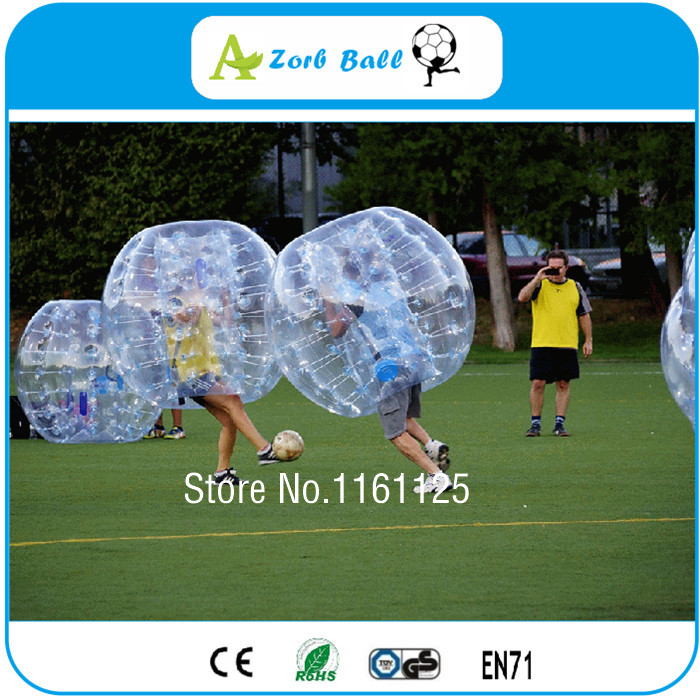 Good Quality 1.5M PVC Inflatable Bubble Soccer Suit ,Nice Loopy Ball,Human Hamster Ball,Zorb Body Ball,Bubble Football For Sale(China (Mainland))