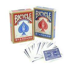 1 mazzo di trucco magico carte da gioco bicycle segreto segnato stripper deck-o123  (China (Mainland))