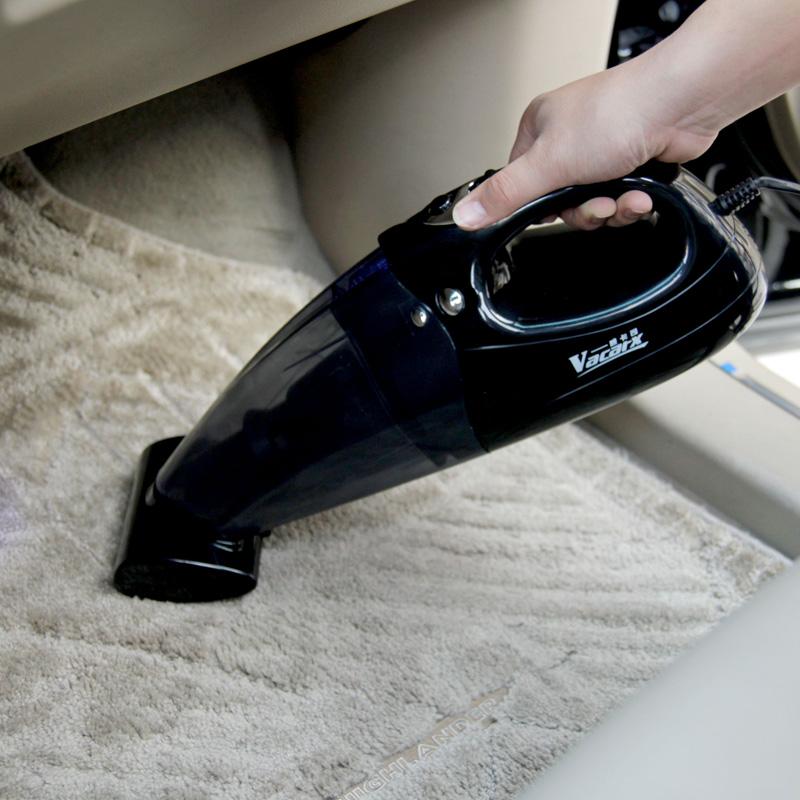 VA 731 black 12V Car vacuum cleaner super power in addition to dust caught d va dv003ewhhy45