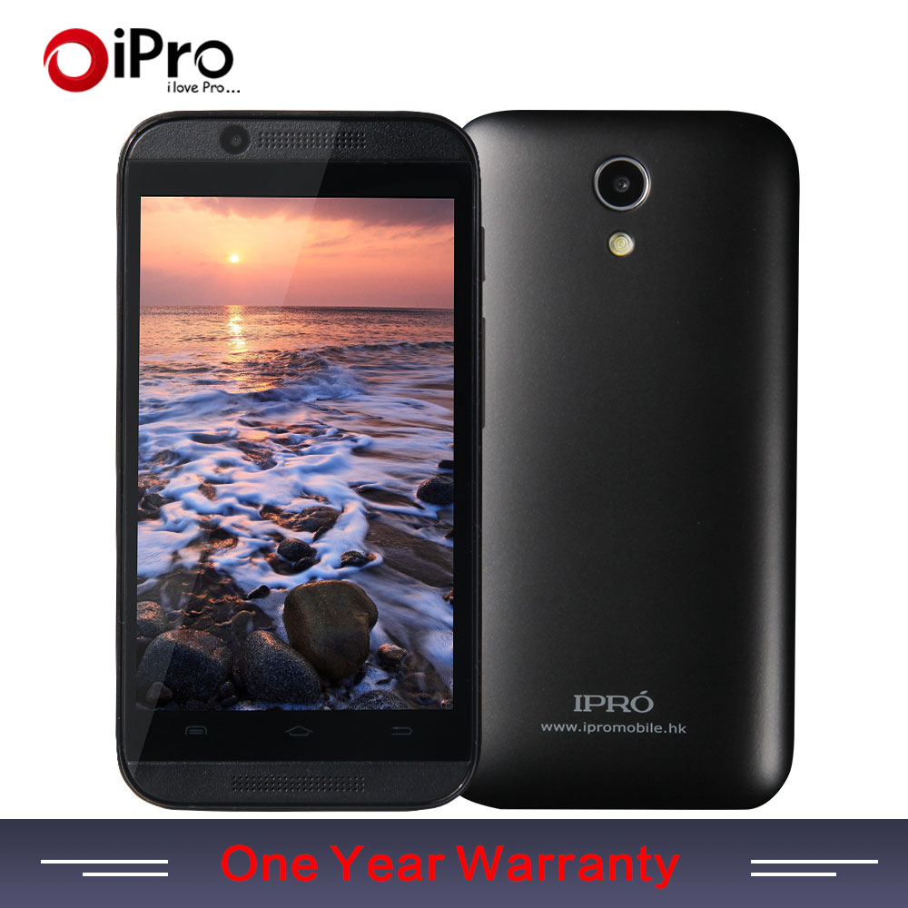 IPRO Brand Original Smartphone Android 4.4 MTK6572 Dual Core Dual SIM Smart Mobile Phone Cell Phones Wholesale (In Stock)(China (Mainland))