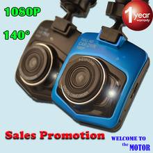 140 degrees 1200Mega 100% Original Mini Car DVR Camera HD 1080P Car DVR Video Recorder Free shipping(China (Mainland))