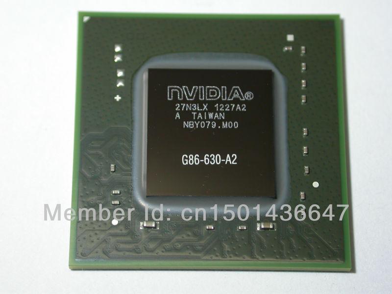 Original New G86-630-A2 BGA GPU Chipset 2012+ TaiWan Graphics Video Chip(China (Mainland))