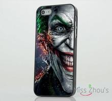 The Joker Batman Movie Comic back skins mobile cellphone cases for iphone 4/4s 5/5s 5c SE 6/6s plus ipod touch 4/5/6