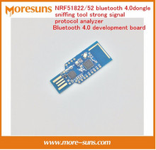 Buy Fast Free Ship 5PCS NRF51822/52 bluetooth 4.0 dongle sniffing tool strong signal protocol analyzer Bluetooth4.0 demo board for $82.70 in AliExpress store