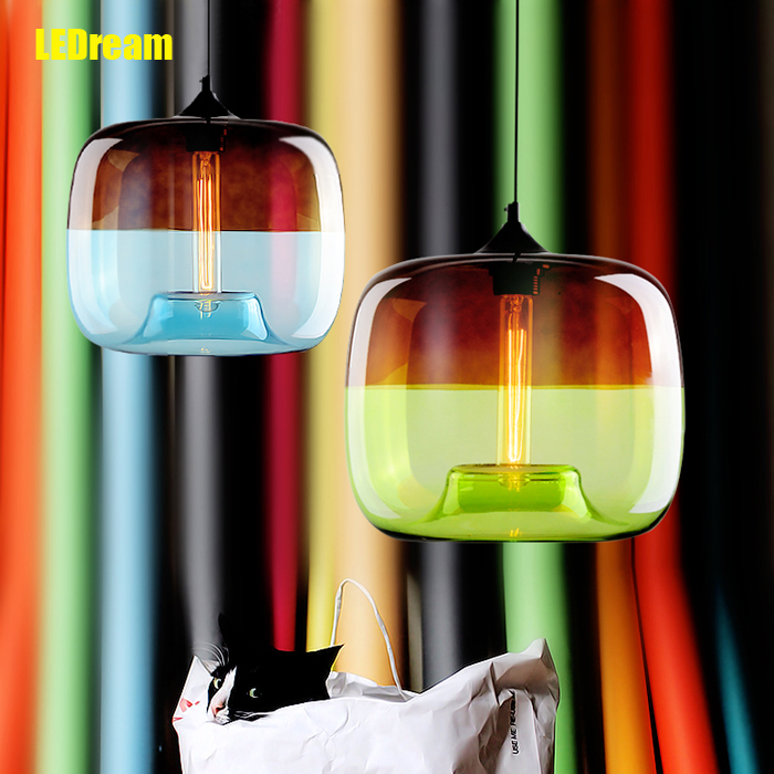 LEDream creative personality electroplating apple glass lamps of restaurant Contemporary retro industrial bar LED lamps(China (Mainland))