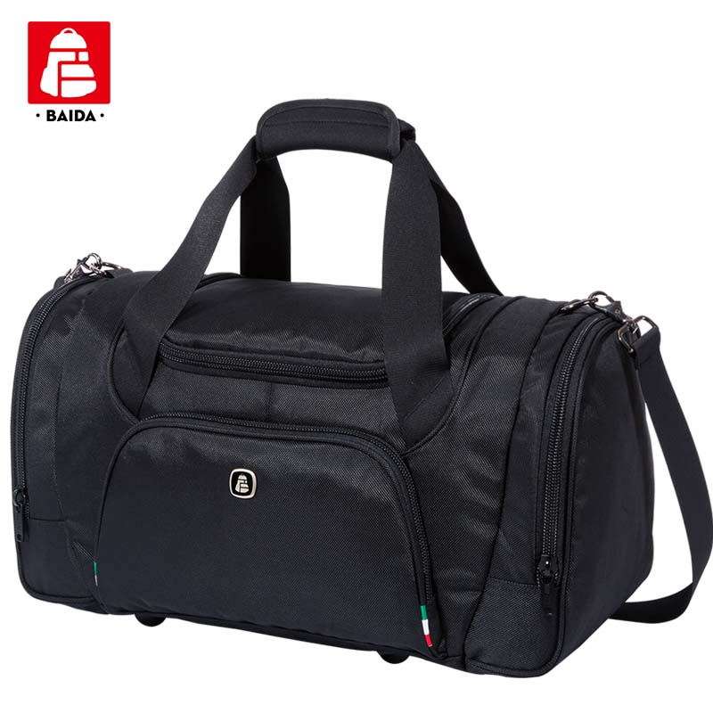 Luggage New Zipper High Quality Men Travel Bags 2016 Hot Sale Duffle Capacity Totes Fashion Waterproof Multifunctional Outdoor(China (Mainland))