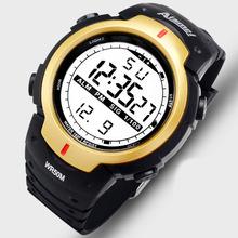 2015 Newest High quality digital watch Waterproof Outdoor watches sport watch digital chronograph watch for men