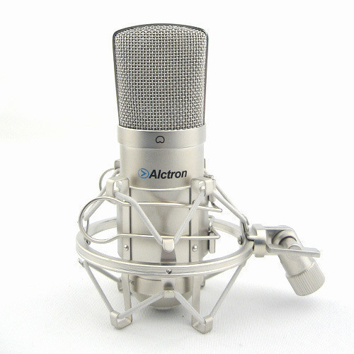Free shipping pro studio microphone,professional recording microphone broadcast condenser mic No cable Hot selling(China (Mainland))