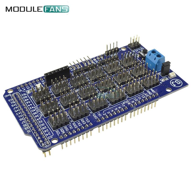 Aliexpress buy for arduino mega sensor module shield