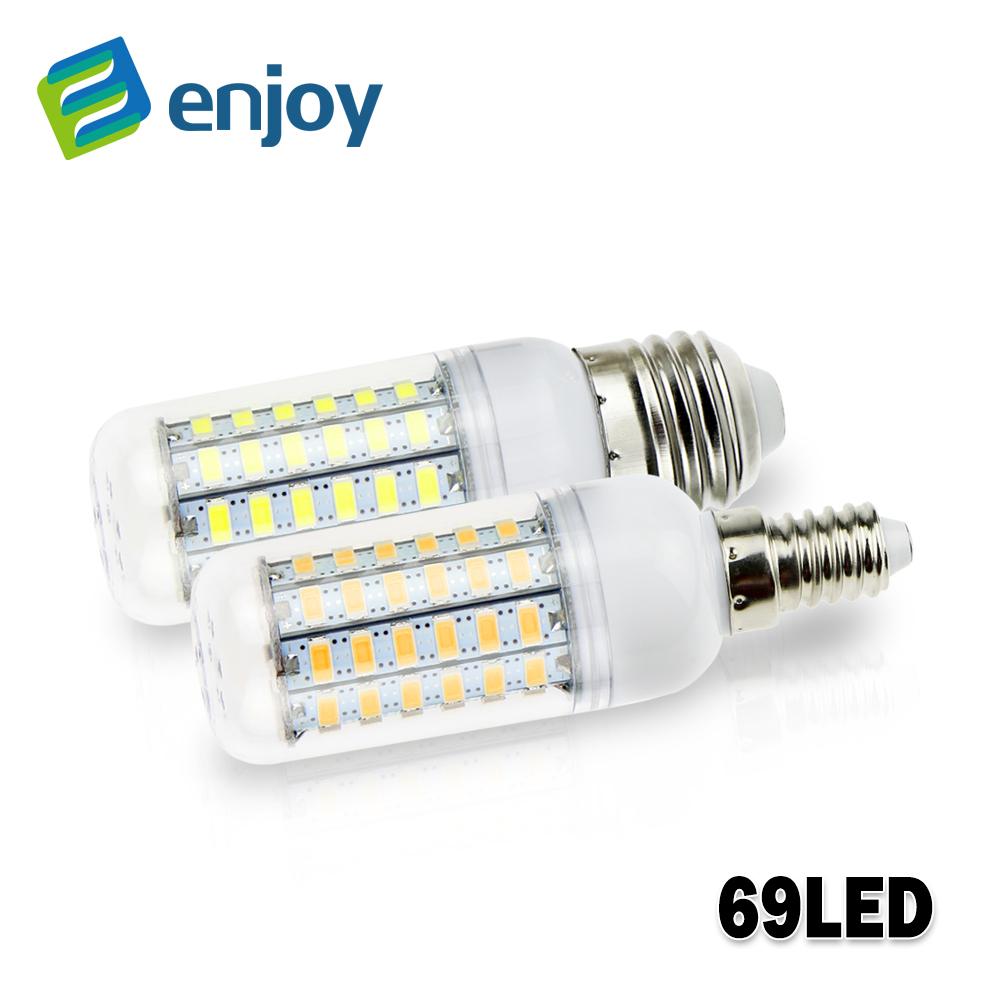 SMD5730 Led Lamp AC220V E27 LED E14 LED 7W/12W/15W/18W/20W High Brightness Led Spotlights For Home Lighting Lamp<br><br>Aliexpress