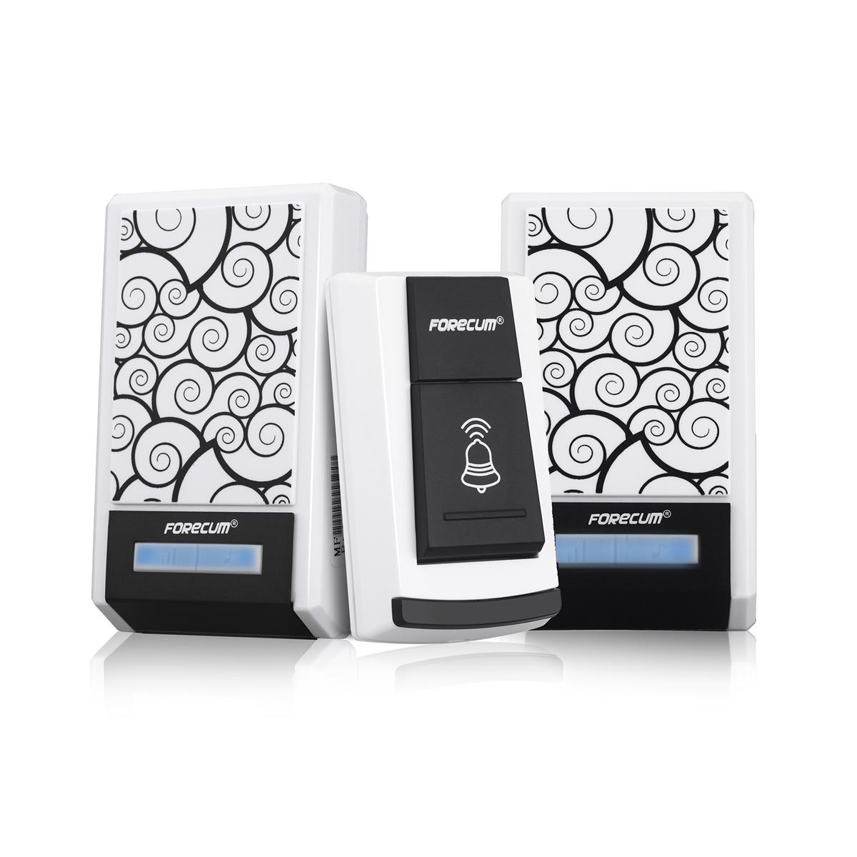 36 Chime Song Waterproof Wireless Doorbell