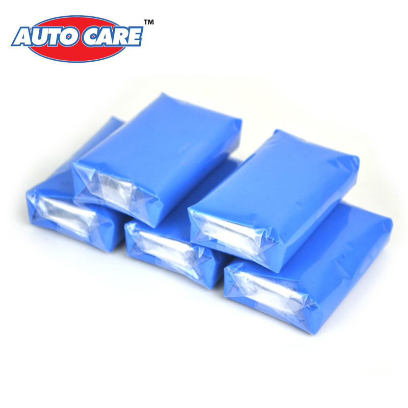 Auto Care 5pcs100g Magic Car truck Clean Clay Bar Auto Detailing Cleaner Car Washer Blue(China (Mainland))
