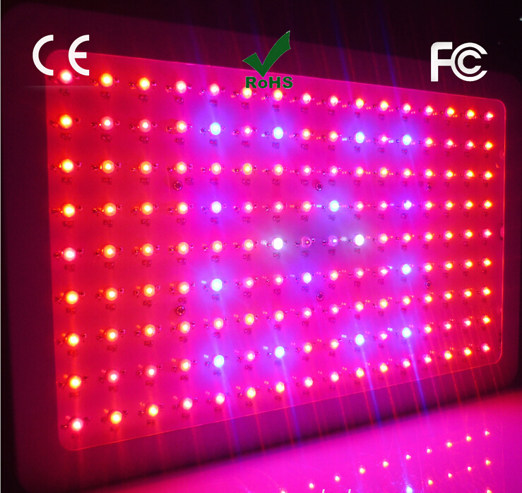 Webetop 144 LEDs Grow Light AC85-265V Full Spectrum Indoor Hydroponics Plant Grow Light Superior Yield Higher Quality Flowers(China (Mainland))