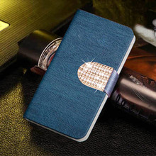 Buy Luxury Flip PU Leather Back Phone Case Fundas FLY IQ 455 Flip Cover Case Phone Stand Function Card Slots Function for $2.32 in AliExpress store
