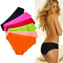 1 Pcs lot New Quality Briefs Top Seamless Girls Undies Sexy Panties Woman Underwear Lingerie Knickers