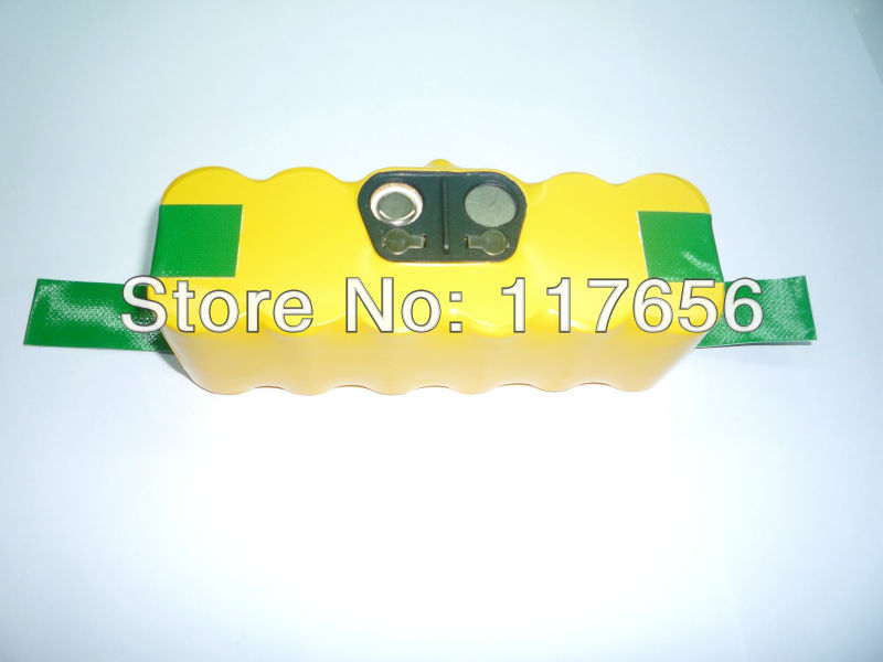 Free shipping 3300mAh NI-MH Battery For iRobot Roomba 500 Roomba 600 Roomba 700 Series