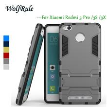 Buy Anti-knock Case Xiaomi Redmi 3s Cover Soft Silicone +Hard Plastic Holder Case Xiaomi Redmi 3s Case Redmi 3s Pro Prime <> for $2.59 in AliExpress store