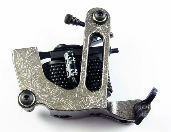 5 color tattoo machine&Delicate contracted design Tattoo Machine Shader Free Shipping   tattoo machine