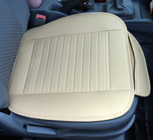 Car Seat Cushion Thickening Piece Set Four Seasons General Auto Cushions Cover