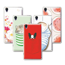 Buy 2016 Fashion Fruit Art printed Case SONY Xperia Z2 D6502 D6503 L50W Cover SONY Xperia Z2 Case+Free stylus for $1.35 in AliExpress store