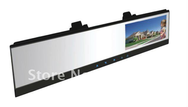 "4.3"" TFT Color display + car mirror wireless back-up camera system"