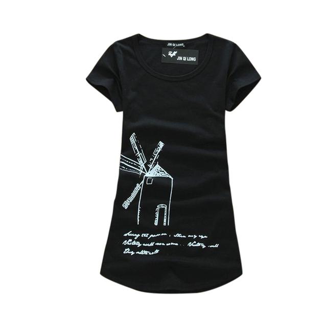 Низкая цена лето женщины Roupas Femininas Blusas топы женщины с коротким рукавом тройники костюм одежда женщин 3D футболки женщин майка