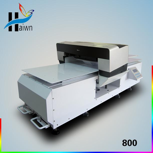 Guitar pick printer Wide format wooden box flatbed printer haiwn -800(China (Mainland))