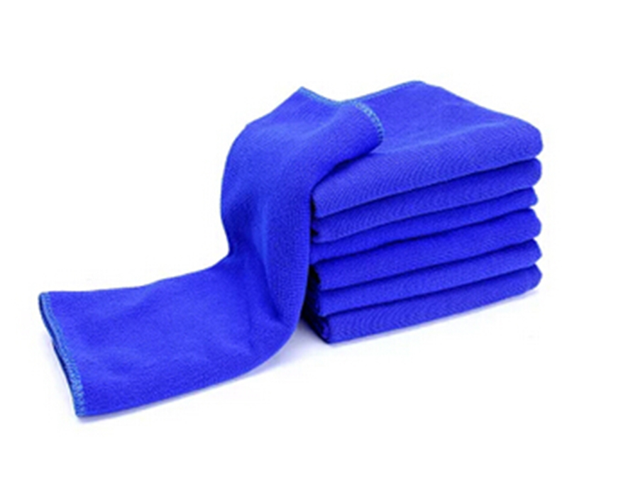 Microfiber car cleaning cloth wash towel products dust tools car washer auto supplies car accessories(China (Mainland))