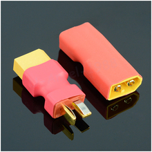 Buy 1pcs T Male Plug XT60 Male / T Female Plug XT60 Female Adapter RC Helicopter Quadcopter LiPo Battery Plug Connector for $1.07 in AliExpress store