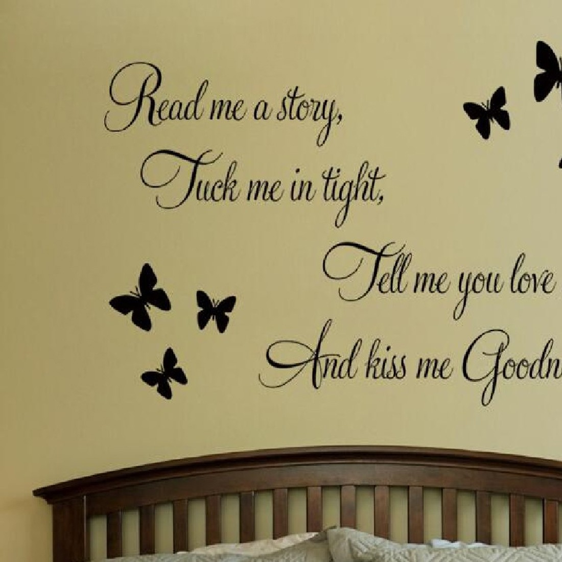 Beautiful Words On Walls Decor Sketch - Art & Wall Decor - hecatalog ...
