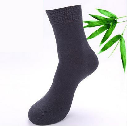 10pieces 5 pairs Free Shipping 2014 New Arrival Cotton Bamboo Fiber Classic Business Men s Socks