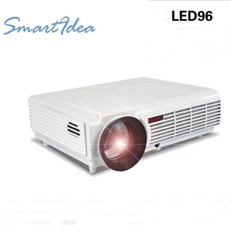 Brand New Big screen HD TV Projector native 1280*800 5500lumens home cinema projector video beamer low cost high performance(China (Mainland))