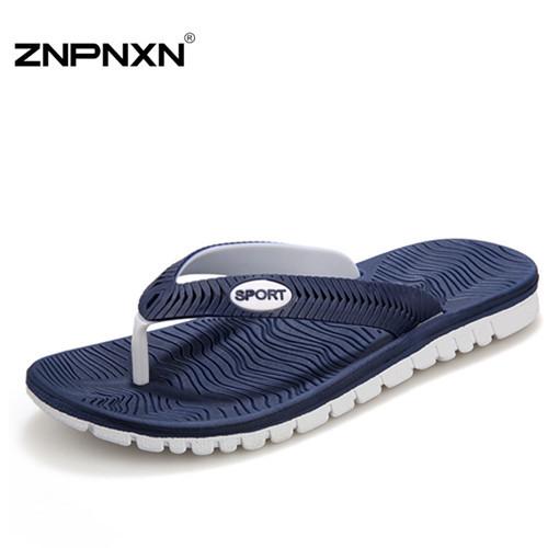 Гаджет  New 2014 Summer Men Casual Flat Sandals,Fashion Leisure Soft Flip Flops,EVA Massage Beach Slipper Shoes For Men Size 40-44 None Обувь