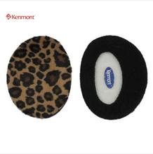 Kenmont Unisex Men Women Ski Outdoor Leopard 100% Polyester Ear Warmer Earmuffs Ear Bags 3929(China (Mainland))