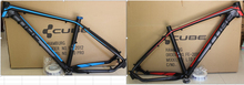 2015 Cube Reaction 27.5er Mountain Bike Frame Aluminum Alloy Bicycle Frame +Headset+Seatpost Clamp 27.5*17 inch 2 Colors(China (Mainland))