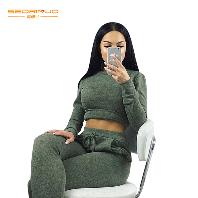 Christmas 2015 Women Winter Elegant Long Jumpsuits Fashion Casual Sexy Army green Full Length Rompers Womens 2 pieces JumpsuitОдежда и ак�е��уары<br><br><br>Aliexpress