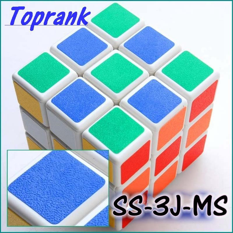 Best sale shengshou Magic Cubes 3x3x3 Twist Spring Speed Magic Cube Puzzle Educational Professional 3x3 Cubo magico kub toys(China (Mainland))