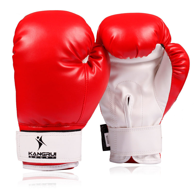 Adult breathable boxing gloves Boxing Gloves Adult playing sandbags sandbags fist Sanda 2032B