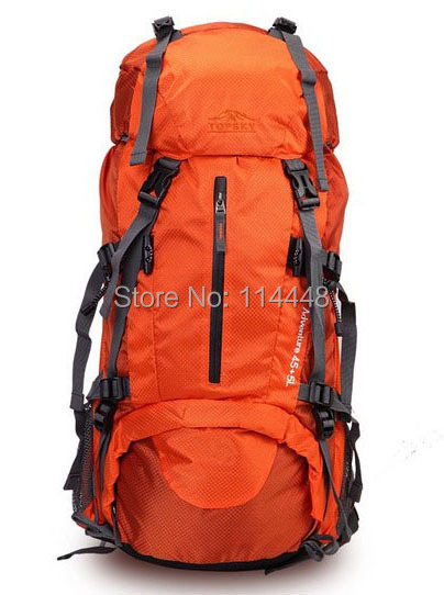 Water Resistant Handy Travel outerdoor hiking Backpacks 40L - Fanmao Bags CO.,LTD store