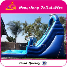 Hot selling commercial home water slides for sale,giant inflatable water slide for adult,inflatable slide(China (Mainland))