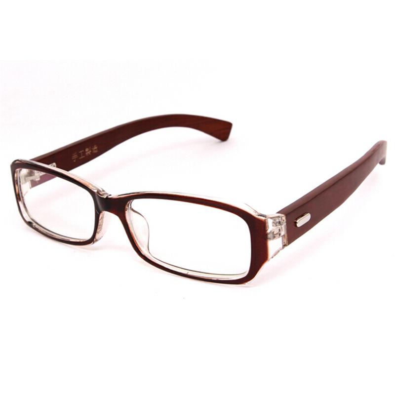 Mens Wooden Frame Glasses : Brand Designer New Natural Wood Glasses Frame Simplicity ...