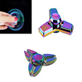 LONSUN Multicolor High Quality Metal Fidget Spinner EDC Crab Hand Spinner Spinning Top Rotation Time